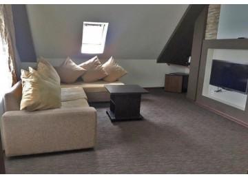 Люкс 2-местный 2-уровневый| Номера и цены в отеле Наступ
