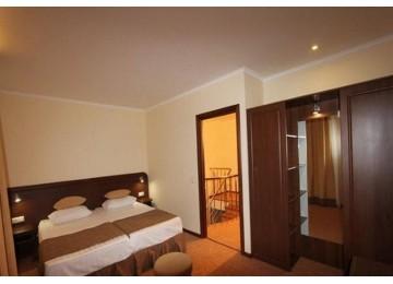 Номера и цены в отеле Наступ | Апартамент с сауной