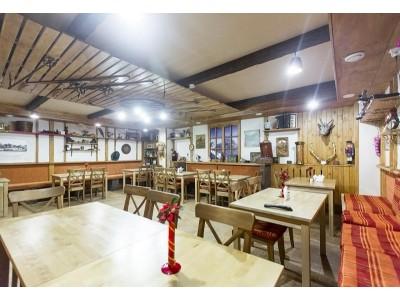Отель Наступ  | Ресторан